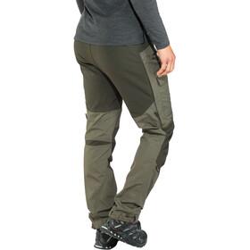 Lundhags Authentic II - Pantalones Hombre - regular Oliva